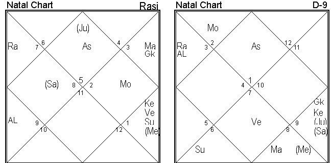 Astrological combinations for Career in IAS - Life Solutions by